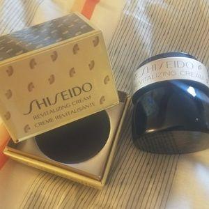 NIB Shiseido Revitalizing Cream 1.4oz Jar
